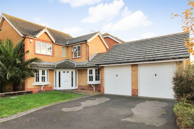 Thumbnail Detached house for sale in Brindle Grove, Ramsgate