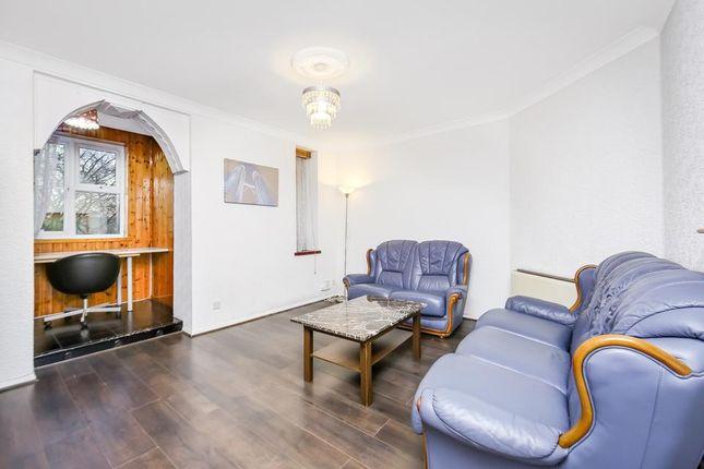 Living Room Asp of Rennie Estate, London SE16