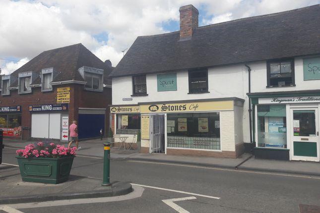 Thumbnail Retail premises for sale in 3 High Street, Amesbury, Salisbury
