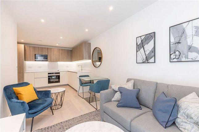 Thumbnail Flat for sale in The Atelier, 51 Sinclair Road, West Kensington