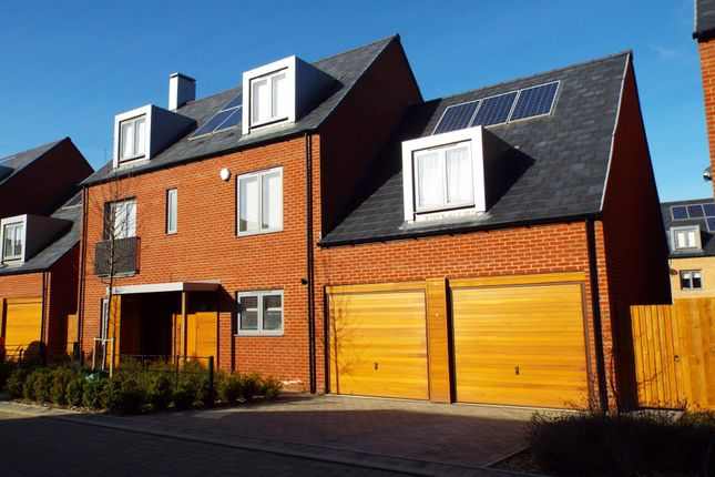 Thumbnail Detached house for sale in One Tree Road, Trumpington, Cambridge, Cambridgeshire