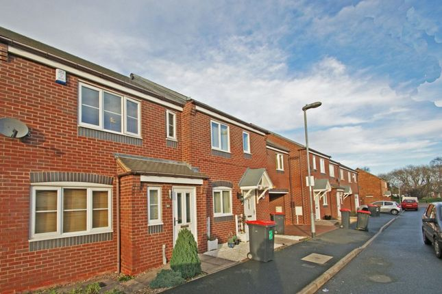Thumbnail Terraced house to rent in Redlands, Trench Lock