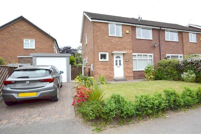 3 bed semi-detached house for sale in Langdale Road, Woodlesford, Leeds LS26