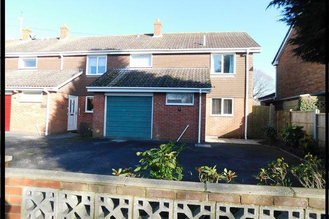 Thumbnail End terrace house for sale in Water Lane, Totton, Southampton