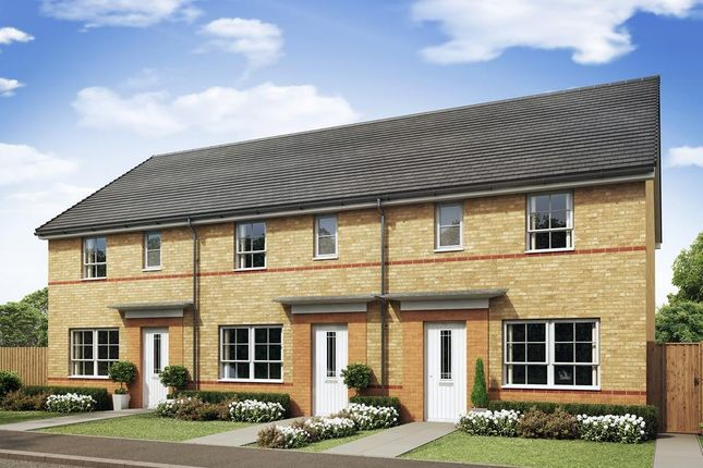 """3 bed terraced house for sale in """"Ellerton @Willowherb"""" at Town Lane, Southport PR8"""