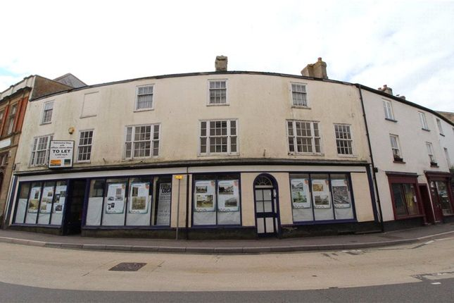 Thumbnail Office for sale in Victoria Place, Axminster, Devon