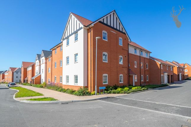 2 bed flat to rent in Dunnock Road, Harlow CM17