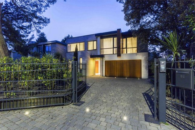 4 bed detached house for sale in Haven Road, Canford Cliffs, Poole