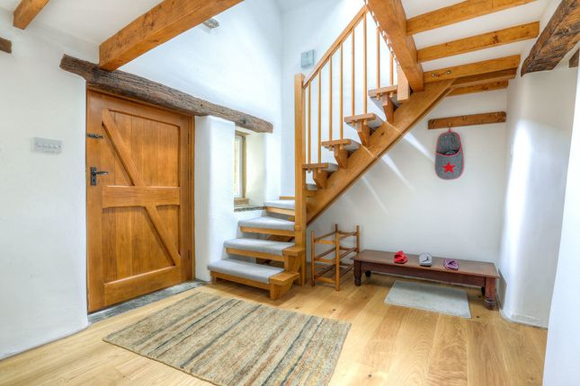 Thumbnail Detached house for sale in Simmondley Village, Glossop