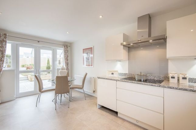 Thumbnail Detached house for sale in Carvinack Meadows, Shortlanesend, Truro