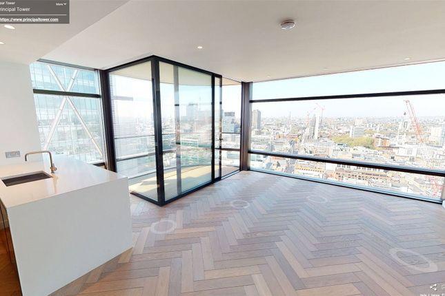 Thumbnail Flat for sale in Principal Tower, 2 Principal Place, Worship Street