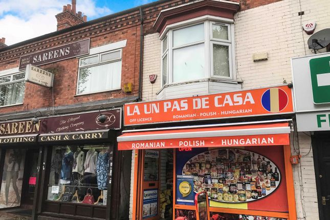 Thumbnail Commercial property for sale in Narborough Road, Leicester