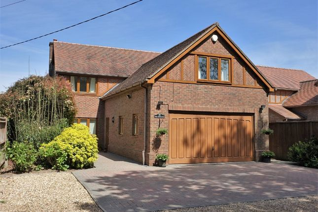 Thumbnail Detached house for sale in Forest Front, Hythe, Southampton