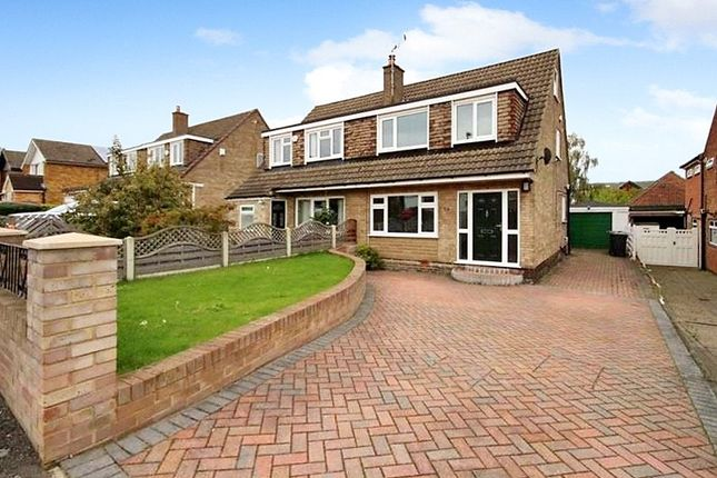 3 bed semi-detached house to rent in Coniston Way, Woodlesford, Leeds LS26