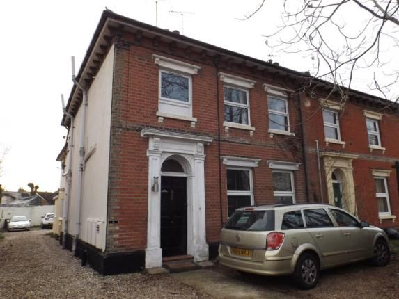 Thumbnail Flat for sale in Mersea Road, Colchester