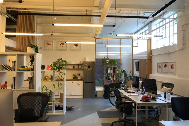 Thumbnail Office to let in Unit G1B1 Stamford Works, Gillett Street, London