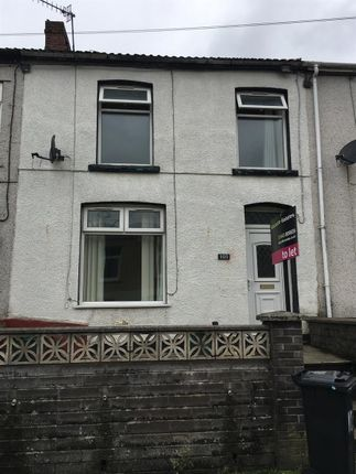 Thumbnail Terraced house to rent in Bryntaf, Aberfan, Merthyr Tydfil