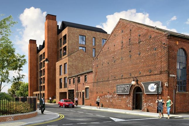 Thumbnail Flat for sale in A503 The Ironworks, David Street, Holbeck Urban Village, Leeds