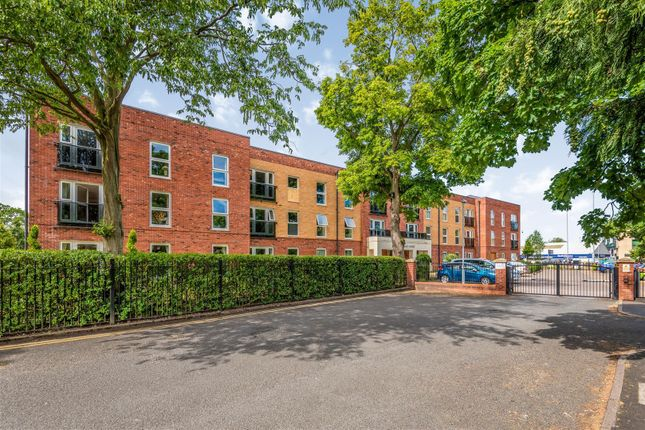Thumbnail Flat for sale in Humphrey Court, The Oval, Stafford, Staffordshire