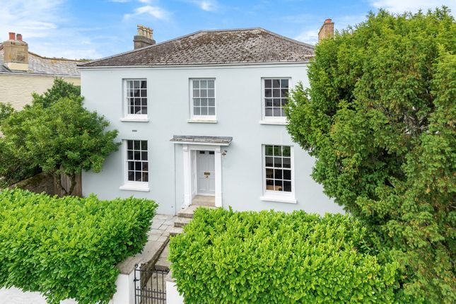 Thumbnail Semi-detached house for sale in Kimberley Place, Falmouth