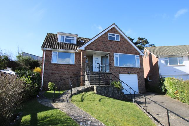 Thumbnail Detached house for sale in Cauldron Crescent, Swanage