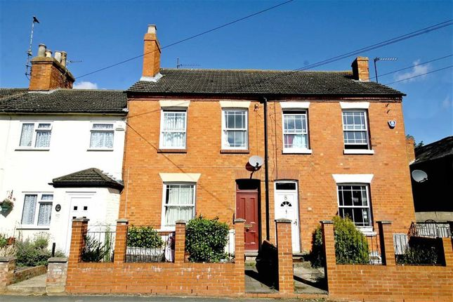3 bed terraced house to rent in North Street, New Bradwell, Milton Keynes