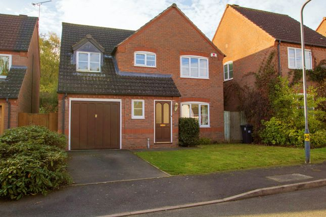 Thumbnail Detached house for sale in Gullimans Way, Leamington Spa