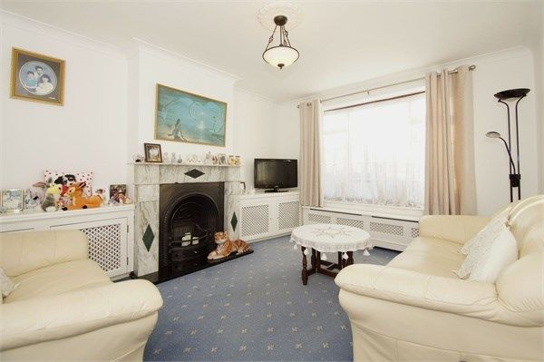 Thumbnail Semi-detached house for sale in Valliers Wood Road, Sidcup
