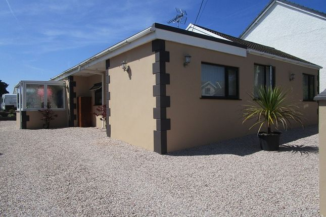 Thumbnail Detached bungalow for sale in Station Road, Coelbren, Neath, Neath Port Talbot.