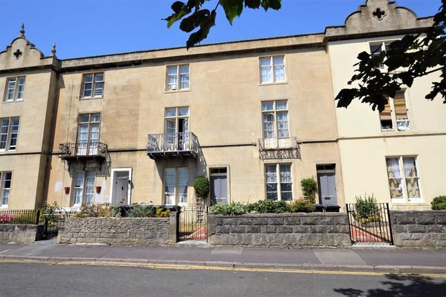 Thumbnail Block of flats for sale in South Terrace, Weston-Super-Mare, North Somerset