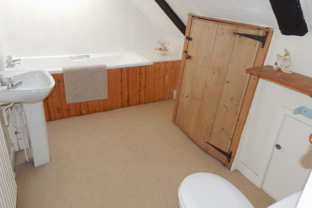 Top Bathroom of Church Street, Harwich CO12