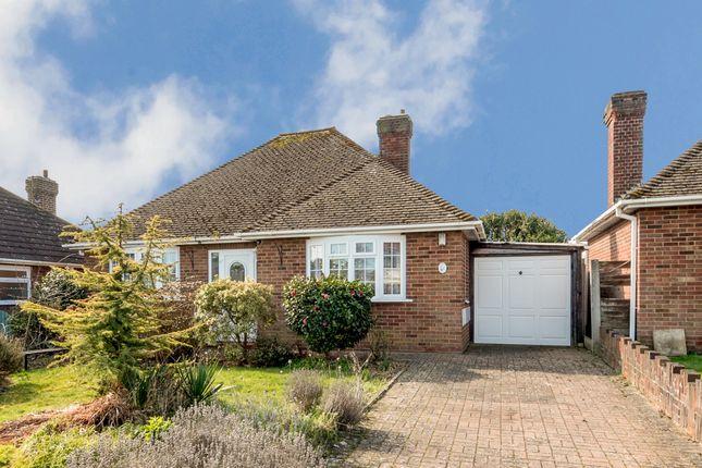 Thumbnail Detached bungalow for sale in Harvey Road, Willesborough, Ashford