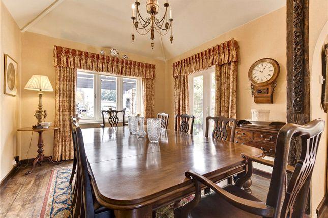 Dining Room of South Road, Weybridge, Surrey KT13