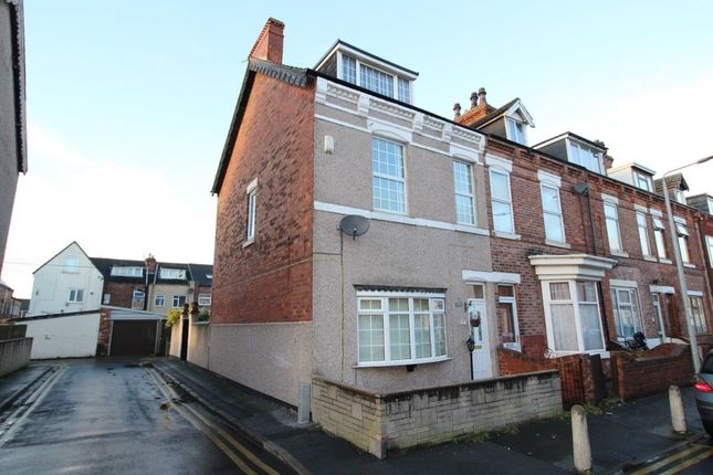 Thumbnail Terraced house to rent in Jefferson Street, Goole