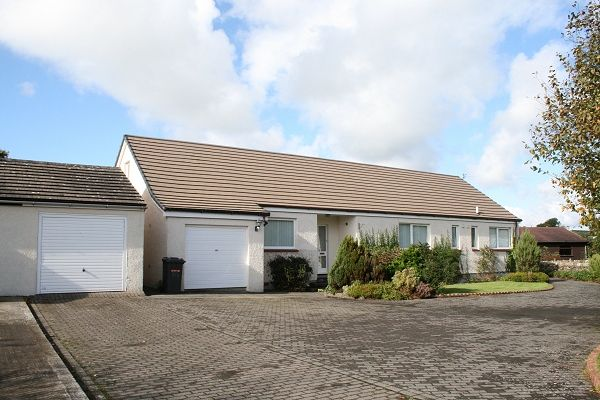 Thumbnail Detached house for sale in Birchtrees, Sorbie