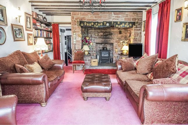 Thumbnail Detached house for sale in Dalton Lane, Barrow-In-Furness