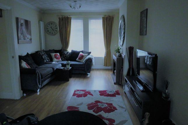 Living Room of Derby Road, Abington, Northampton NN1