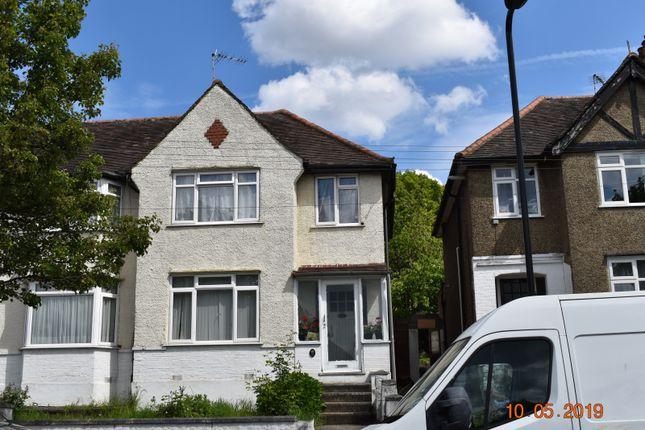3 bedroom terraced house for sale in Bracewell Avenue, Greenford