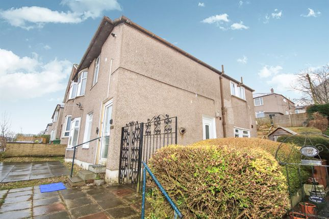 Thumbnail Flat for sale in Curtis Avenue, Kings Park, Glasgow