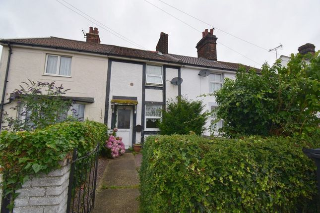 Thumbnail Terraced house for sale in Station Road, Kirby Cross, Frinton-On-Sea