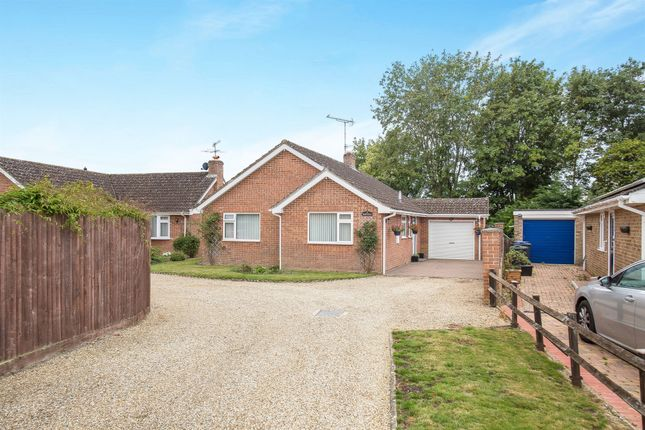 Thumbnail Detached bungalow for sale in Downs View Close, Haxton, Salisbury