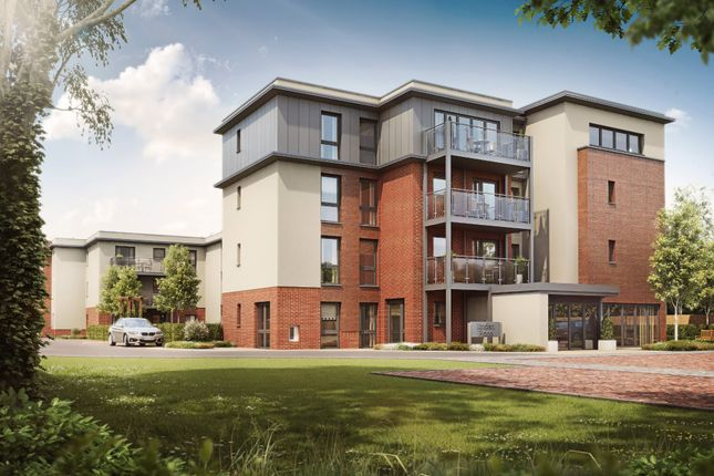 Thumbnail Flat for sale in Linden Court, Hampton Lane, Solihull, West Midlands