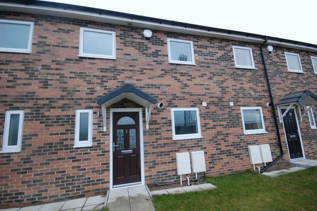 Thumbnail Terraced house for sale in Oakwood Avenue, Newbiggin-By-The-Sea