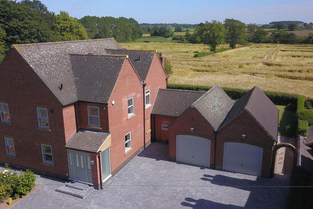 Thumbnail Property for sale in Main Road, Haunton, Tamworth