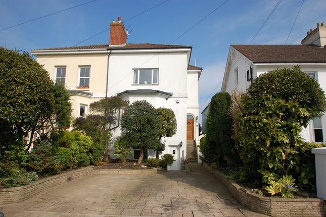 Thumbnail Semi-detached house for sale in St. Marks Road, Alverstoke, Gosport