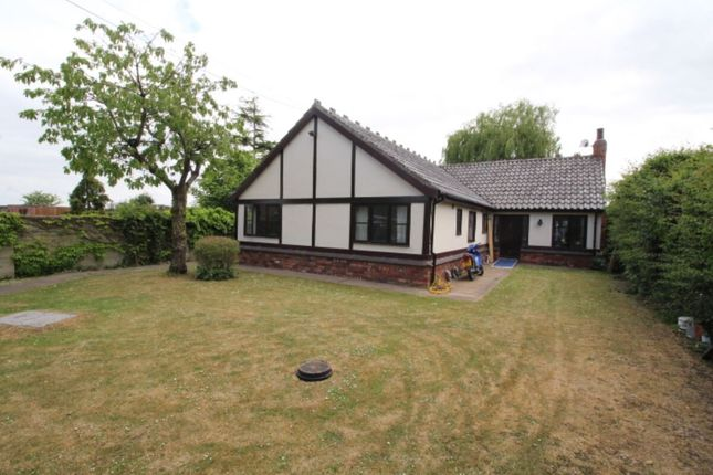 Thumbnail Bungalow for sale in Buttfield Road, Howden, Goole