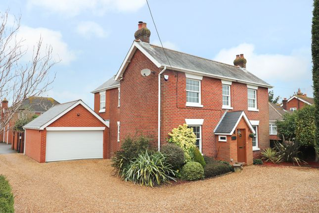 Thumbnail Detached house for sale in Botley Road, Horton Heath, Eastleigh