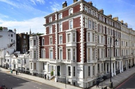 Thumbnail Block of flats to rent in West Kensington, London