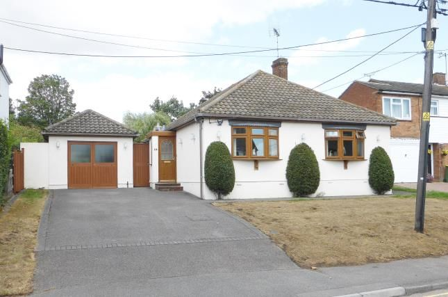 Thumbnail Bungalow for sale in White Hart Lane, Hockley