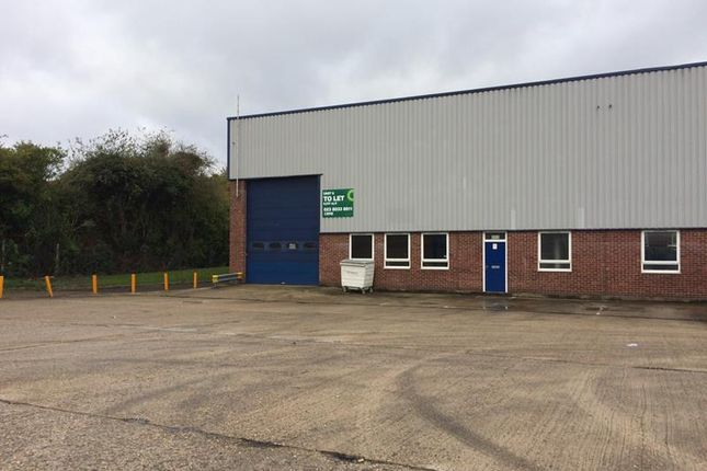 Thumbnail Warehouse to let in Unit 6 Crown Way, Walworth Business Park, Andover, Hampshire